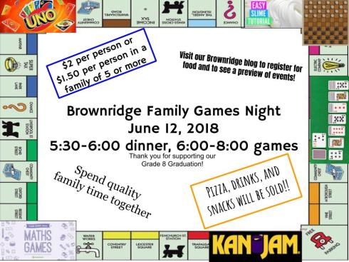 Family Games Night Poster (1)