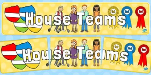 House-Teams