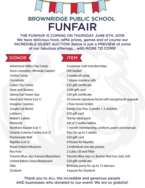 Brownridge_Fun-Fair-Poster-silent-auction-sneak-peak-2019