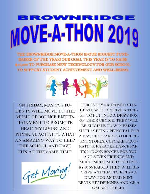 move a thon flyer 2019