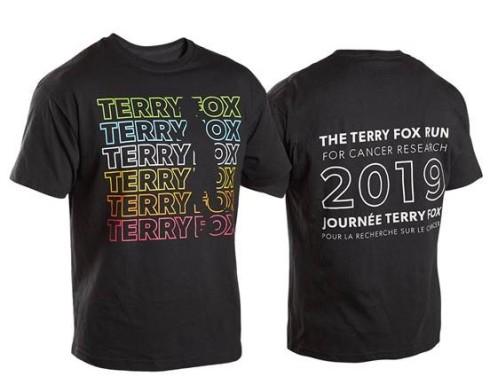 Terry Fox Shirts